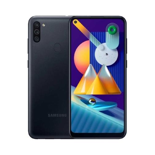 Samsung Galaxy M11 (M115 2020) 32GB (3GB Ram) Dual-Sim Black EU