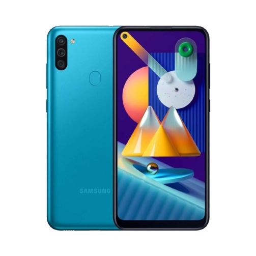 Samsung Galaxy M11 (M115 2020) 32GB (3GB Ram) Dual-Sim Metallic Blue EU