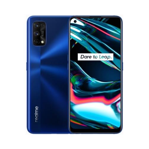 Realme 7 Pro 4G 128GB (8GB Ram) Dual-Sim Mirror Blue EU