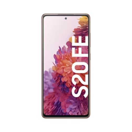 Samsung Galaxy S20 FE (G780 2020) 4G 128GB (6GB Ram) Dual-Sim Cloud Orange EU