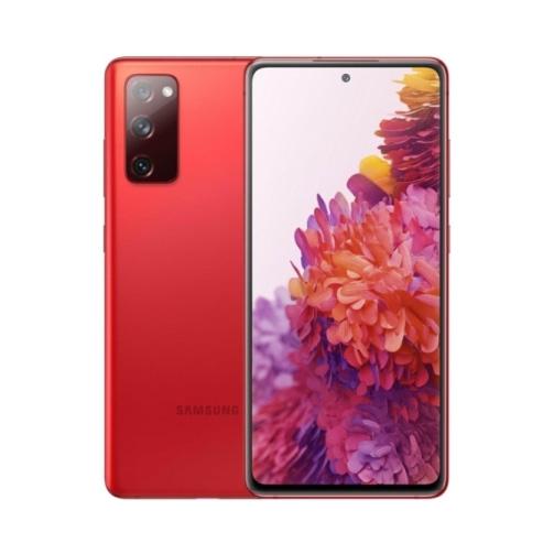 Samsung Galaxy S20 FE (G780 2020) 4G 128GB (6GB Ram) Dual-Sim Cloud Red EU