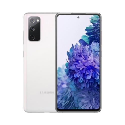 Samsung Galaxy S20 FE (G780 2020) 4G 128GB (6GB Ram) Dual-Sim Cloud White EU