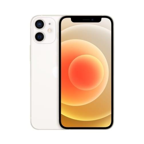 Apple iPhone 12 Mini 5G 128GB (4GB Ram) Single-Sim +eSim White EU