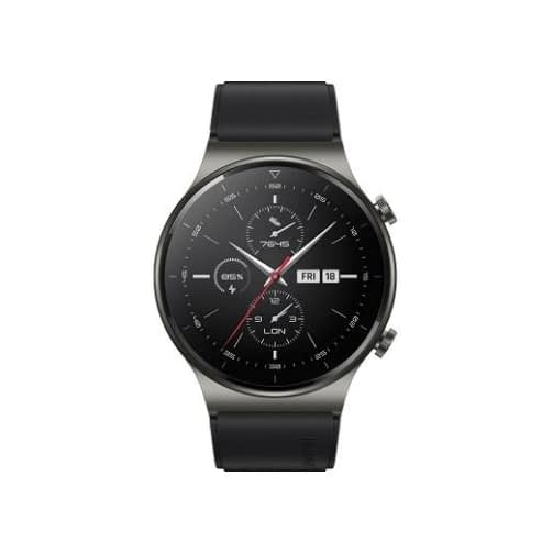 Huawei Watch GT2 Pro (B19 2020) 46mm 32GB (4GB Ram) Night Black EU