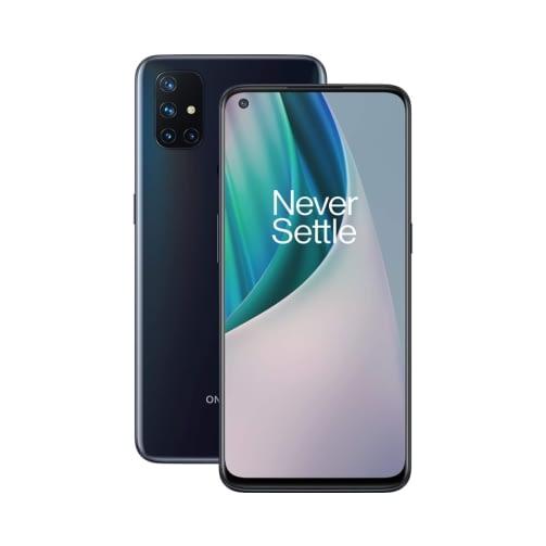 OnePlus Nord N10 5G 128GB (6GB Ram) Dual-Sim Midnight Ice EU