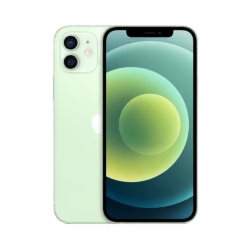 Apple iPhone 12 Mini 5G 128GB (4GB Ram) Single-Sim +eSim Green EU