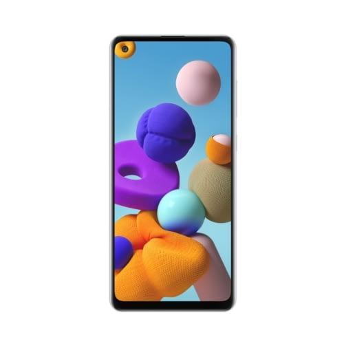 Samsung Galaxy A21S (A217 2020) 4G 128GB (4GB Ram) Dual-Sim White EU