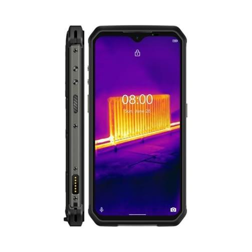 Ulefone Armor 9 4G 128GB (8GB Ram) Hybrid Dual-Sim Black EU