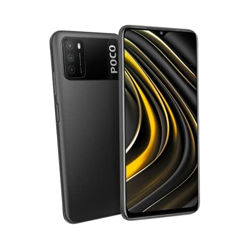 Xiaomi Pocophone M3 4G 128GB (4GB Ram) Dual-Sim Black EU