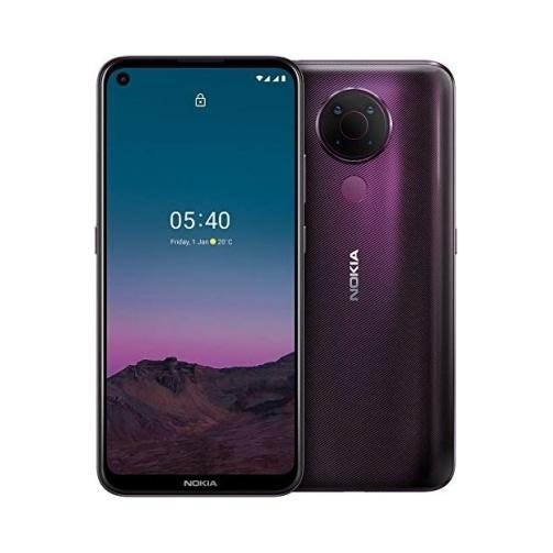 Nokia 5.4 4G 128GB (4GB Ram) Dual-Sim Dusk EU