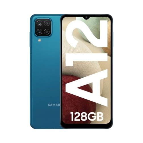 Samsung Galaxy A12 (A125 2020) 4G 128GB (4GB Ram) Dual-Sim Blue EU
