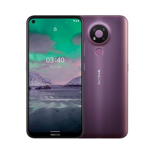 Nokia 3.4 4G 64GB (3GB Ram) Dual-Sim Purple EU