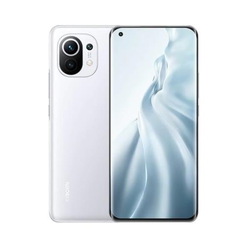 Xiaomi Mi 11 5G 128GB (8GB Ram) Dual-Sim Cloud White EU