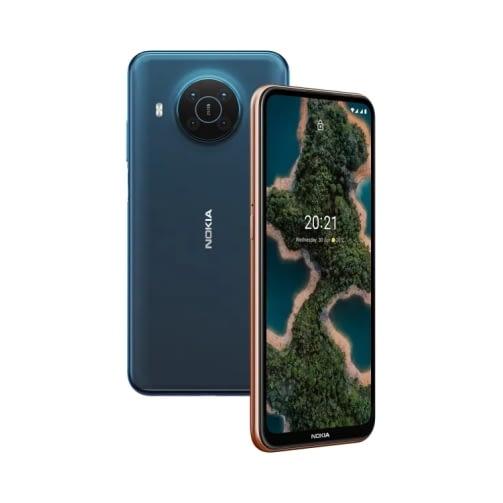Nokia X20 5G 128GB (8GB Ram) Dual-Sim Nordic Blue EU