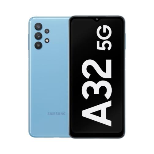 Samsung Galaxy A32 (A326 2021) 5G 128GB (4GB Ram) Dual-Sim Awesome Blue EU