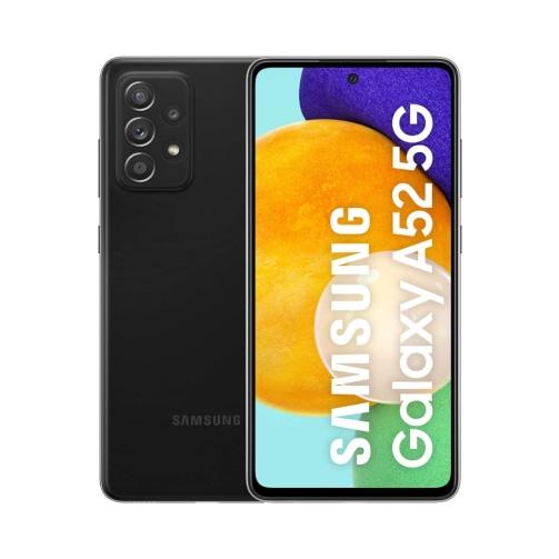 Samsung Galaxy A52 (A526 2021) 5G 128GB (6GB Ram) Dual-Sim Awesome Black EU