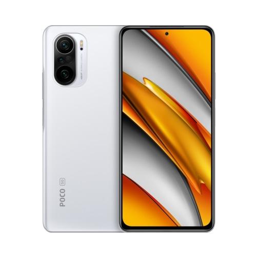 Xiaomi Pocophone F3 5G 128GB (6GB Ram) Dual-Sim Arctic White EU