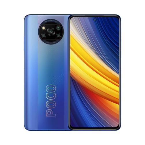 Xiaomi Pocophone X3 Pro 4G 128GB (6GB Ram) Dual-Sim Frost Blue EU