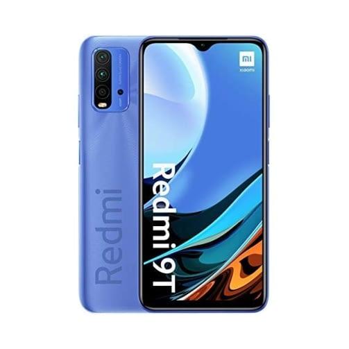 Xiaomi Redmi 9T 4G 64GB (4GB Ram) Dual-Sim Twilight Blue EU