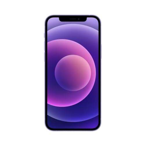 Apple iPhone 12 5G 64GB (4GB Ram) Single-Sim +eSim Purple EU