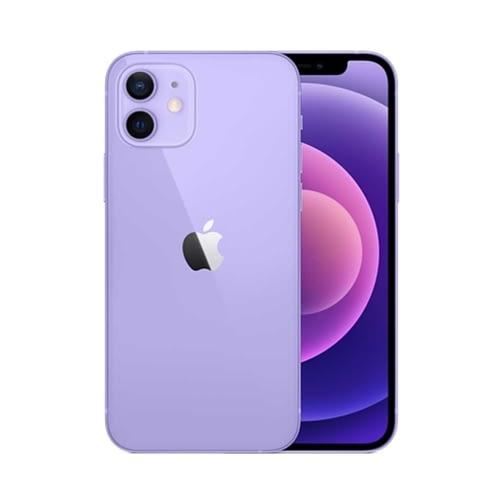 Apple iPhone 12 5G 128GB (4GB Ram) Single-Sim +eSim Purple EU